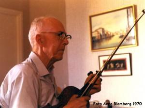 Carl Gustaf Axelsson, Flodafors