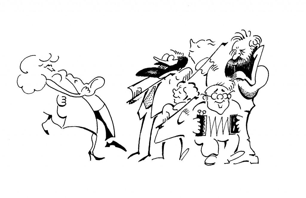 Teckning Matts Mattsson