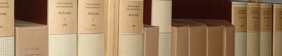 Södermanlands Spelmansförbunds samlingar