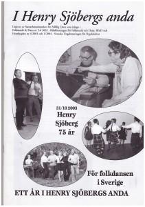 henry tidskrift försättsblad